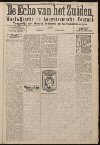 Echo van het Zuiden 1926-02-20
