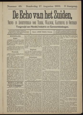 Echo van het Zuiden 1882-08-17
