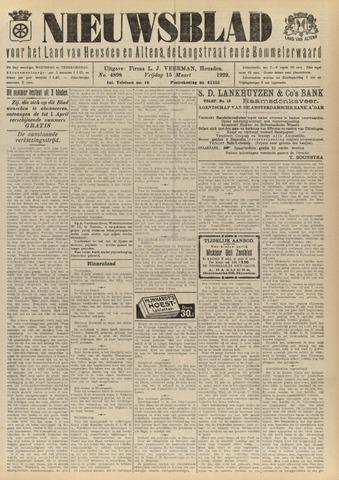 Nieuwsblad het land van Heusden en Altena de Langstraat en de Bommelerwaard 1929-03-15