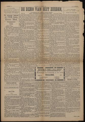 Echo van het Zuiden 1918-10-27