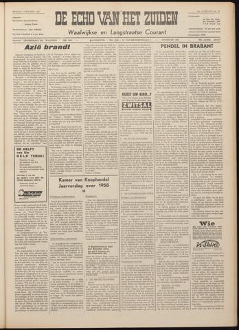 Echo van het Zuiden 1959-10-02