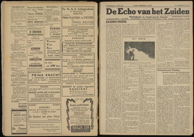 Echo van het Zuiden 1948-07-01