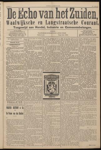 Echo van het Zuiden 1927-02-16