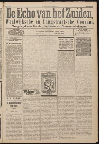Echo van het Zuiden 1925-11-21