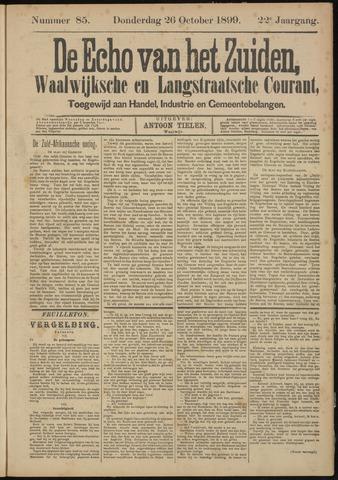 Echo van het Zuiden 1899-10-26