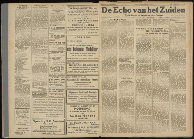 Echo van het Zuiden 1947-05-13