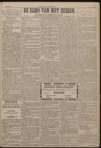 Echo van het Zuiden 1918-12-12