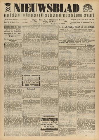 Nieuwsblad het land van Heusden en Altena de Langstraat en de Bommelerwaard 1928-03-23