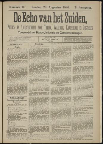 Echo van het Zuiden 1884-08-24