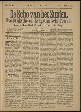 Echo van het Zuiden 1897-07-11