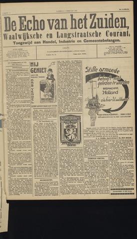 Echo van het Zuiden 1929-02-02