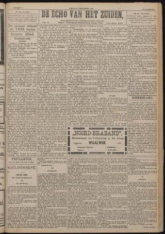 Echo van het Zuiden 1918-09-08