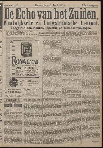 Echo van het Zuiden 1912-06-06