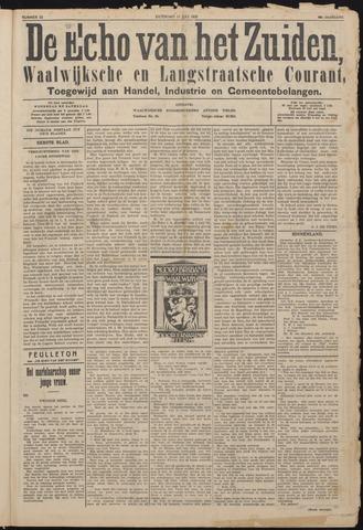 Echo van het Zuiden 1925-07-11