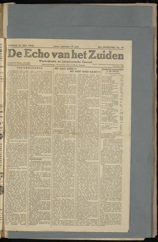 Echo van het Zuiden 1945-07-27