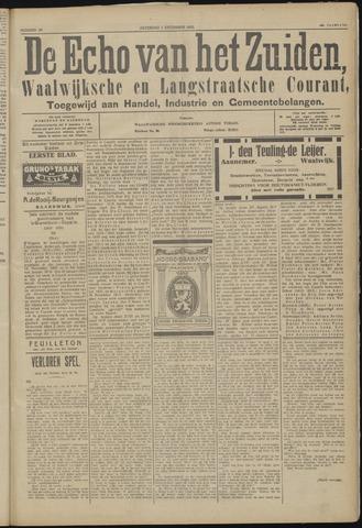 Echo van het Zuiden 1923-12-01