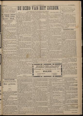 Echo van het Zuiden 1917-11-04