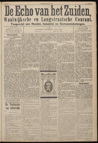 Echo van het Zuiden 1922-07-26