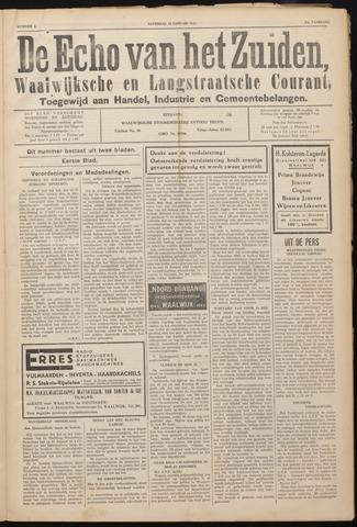 Echo van het Zuiden 1941-01-18
