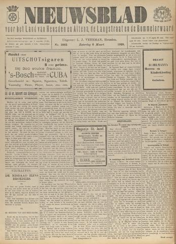 Nieuwsblad het land van Heusden en Altena de Langstraat en de Bommelerwaard 1920-03-05
