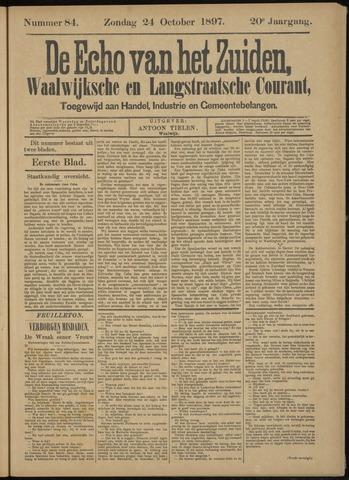 Echo van het Zuiden 1897-10-28