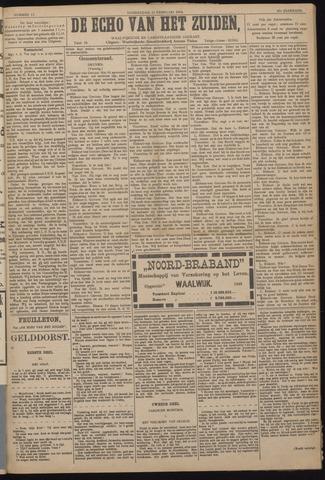 Echo van het Zuiden 1918-02-14