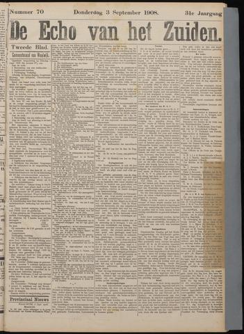 Echo van het Zuiden 1908-09-03