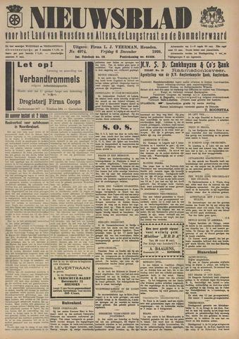 Nieuwsblad het land van Heusden en Altena de Langstraat en de Bommelerwaard 1929-12-06