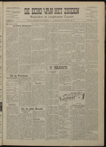 Echo van het Zuiden 1949-02-07