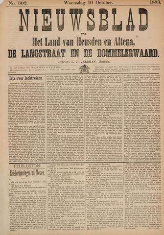 Nieuwsblad het land van Heusden en Altena de Langstraat en de Bommelerwaard 1883-10-10