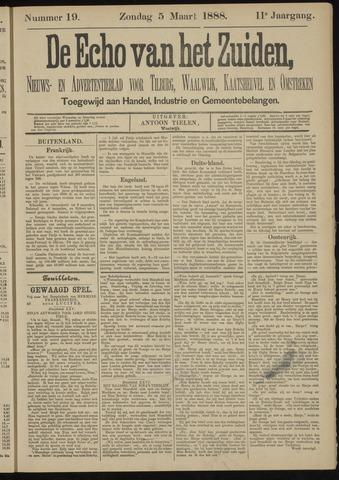 Echo van het Zuiden 1888-03-04