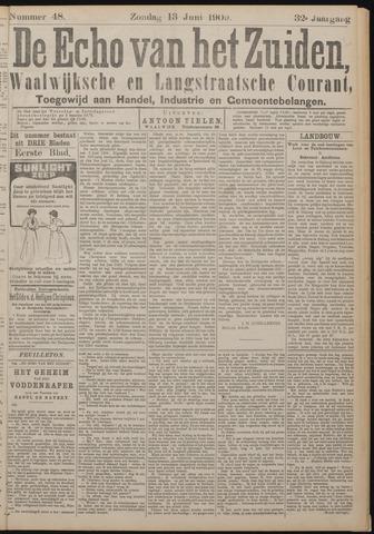 Echo van het Zuiden 1909-06-13