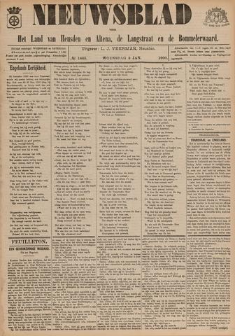 Nieuwsblad het land van Heusden en Altena de Langstraat en de Bommelerwaard 1900-01-03