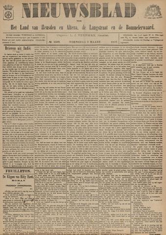 Nieuwsblad het land van Heusden en Altena de Langstraat en de Bommelerwaard 1897-03-03