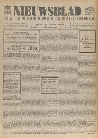 Nieuwsblad het land van Heusden en Altena de Langstraat en de Bommelerwaard 1919-05-03