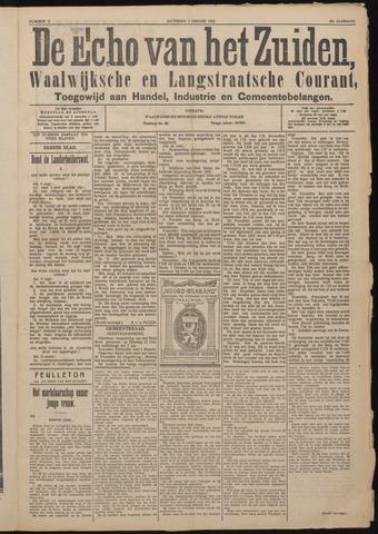 Echo van het Zuiden 1925-01-03