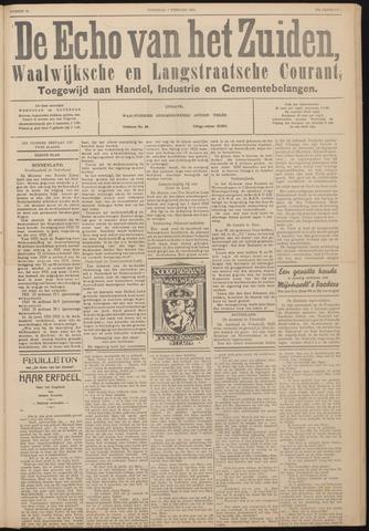 Echo van het Zuiden 1934-02-07