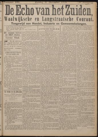 Echo van het Zuiden 1905-12-17