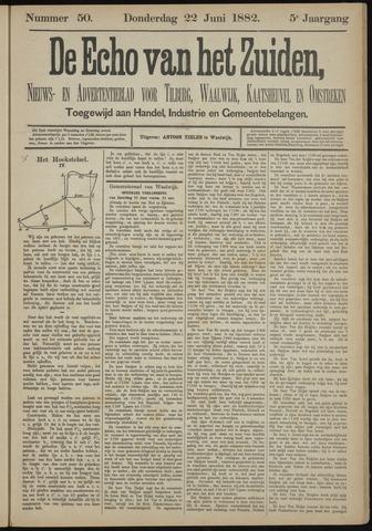 Echo van het Zuiden 1882-06-22