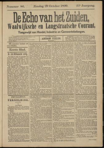 Echo van het Zuiden 1899-10-29