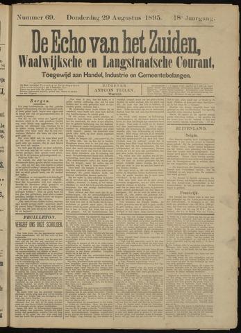 Echo van het Zuiden 1895-08-29