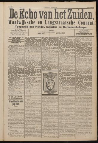 Echo van het Zuiden 1926-01-27