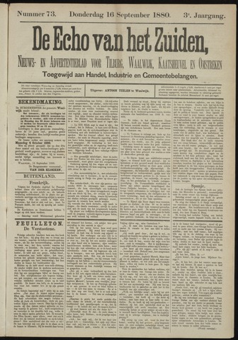 Echo van het Zuiden 1880-09-16