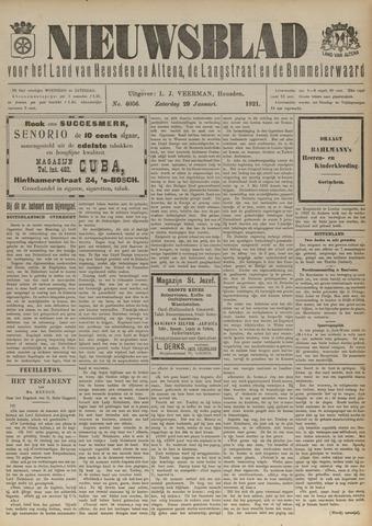 Nieuwsblad het land van Heusden en Altena de Langstraat en de Bommelerwaard 1921-01-29