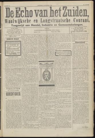 Echo van het Zuiden 1924-07-30