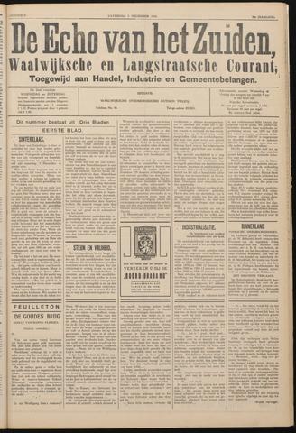 Echo van het Zuiden 1936-12-05