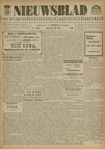 Nieuwsblad het land van Heusden en Altena de Langstraat en de Bommelerwaard 1922-06-24