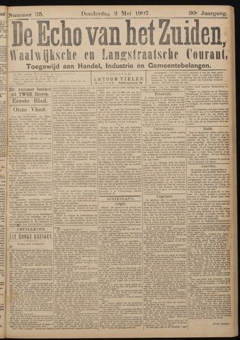 Echo van het Zuiden 1907-05-02
