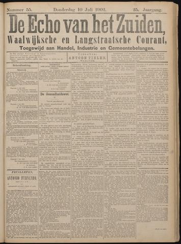 Echo van het Zuiden 1902-07-10