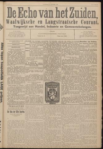 Echo van het Zuiden 1928-10-22